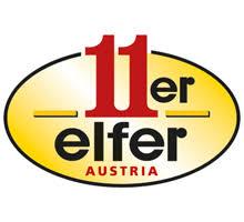 11er elfer Austria Kartoffelspezialitäten Logo