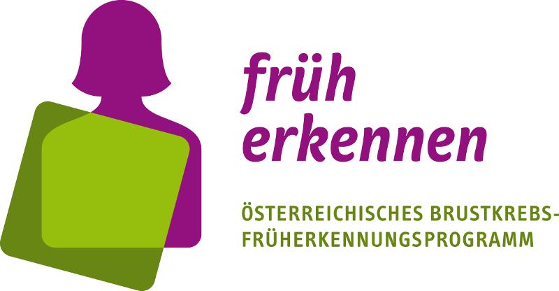 Österreichische Brustkrebsfrüherkennung Logo