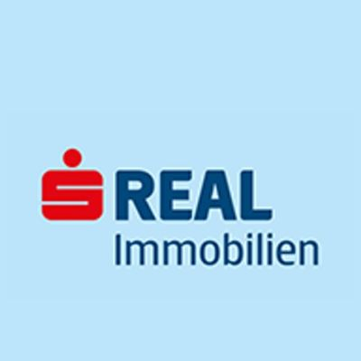 s REAL Immobilien Logo