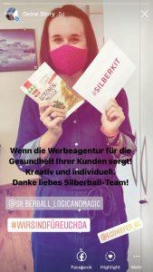 EgoKiefer Silberball Kit Dankeschön