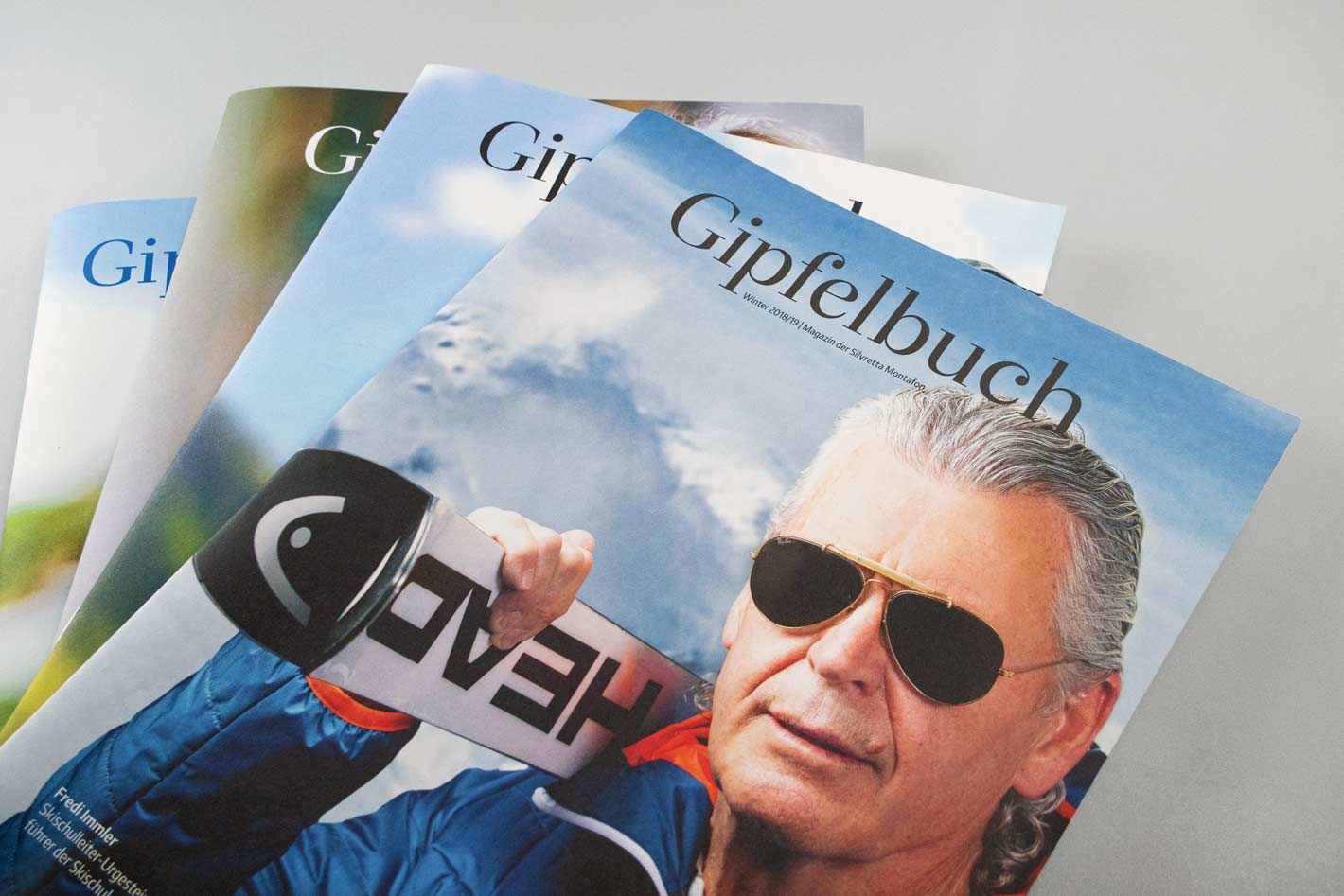 Gipfelbuch Cover