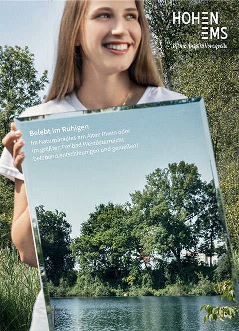 Stadt Hohenems Werkekampagne