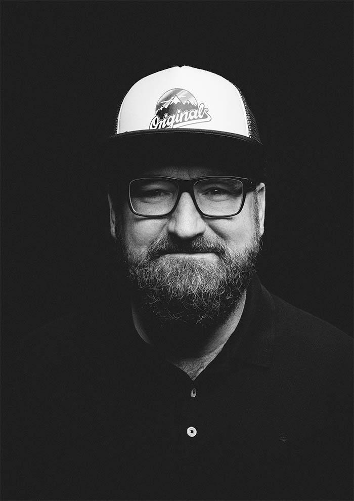 Mitarbeiterportrait Thomas Hepberger