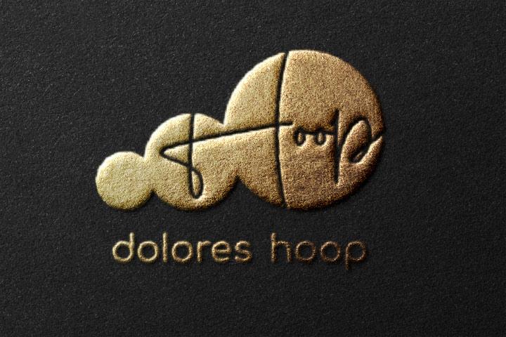 Dolores Hoop Logo Detailansicht