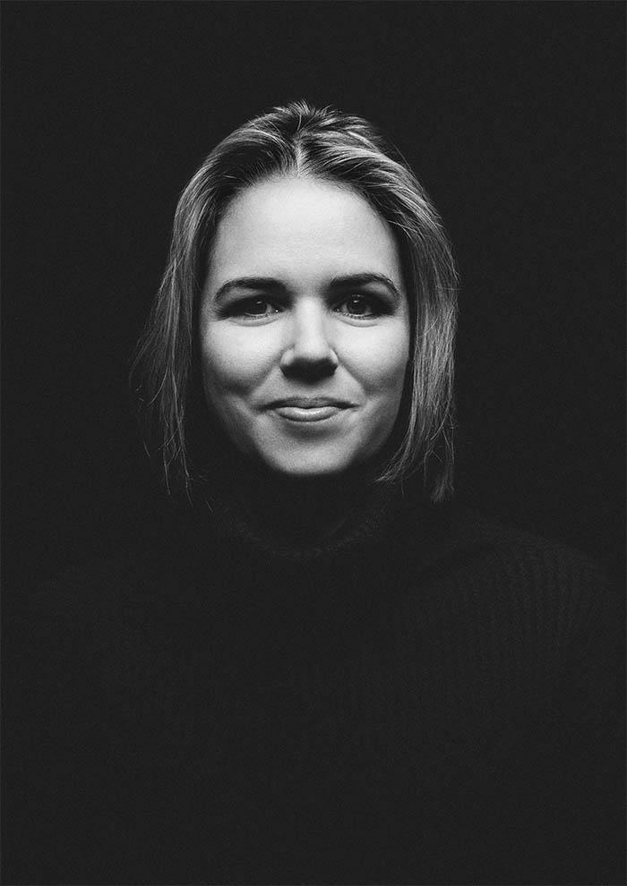 Mitarbeiterportrait Julia Rust