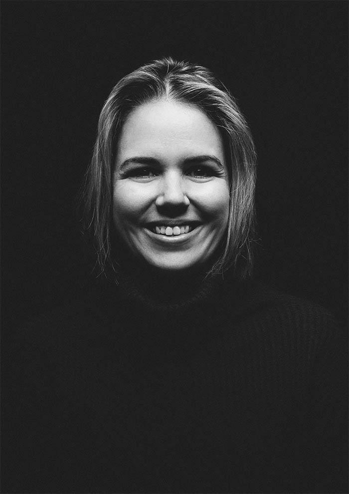 Mitarbeiterportrait #2 Julia Rust