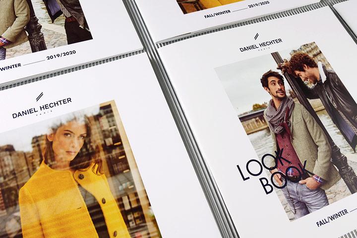 Daniel Hechter Broschüre Cover