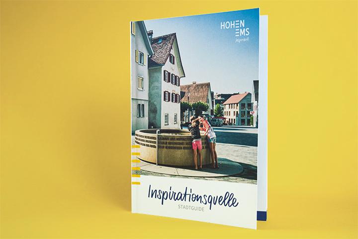 Stadt Hohenems Reisefüher