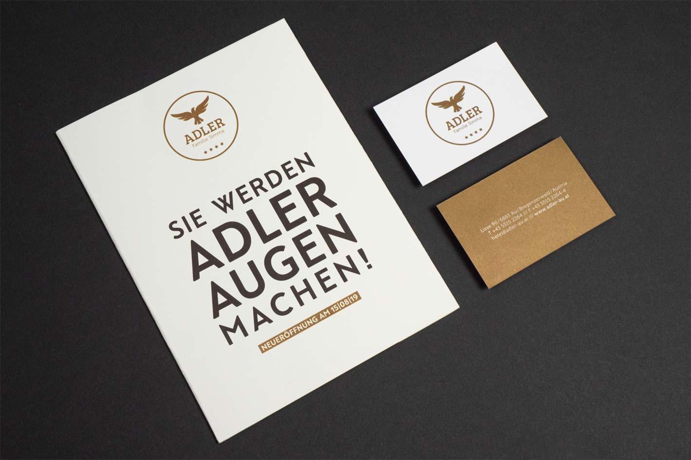 Case Hotel Adler/Rössle Geschäftsausstattung