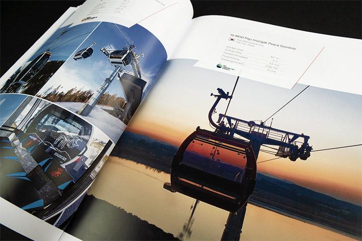Doppelmayr Jahrbuch Doppelseite