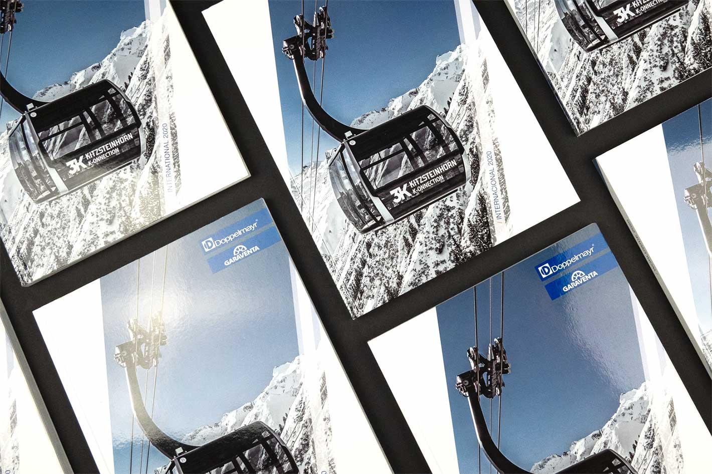 Doppelmayr Jahrbuch Cover