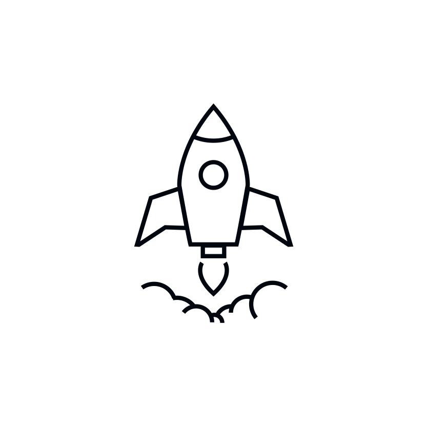 Beitragbild Blog Rakete